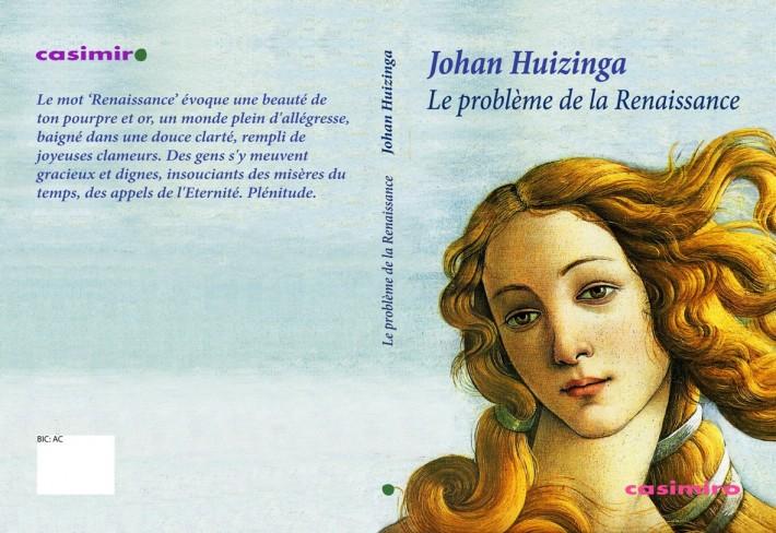 Huizinga Renaissance