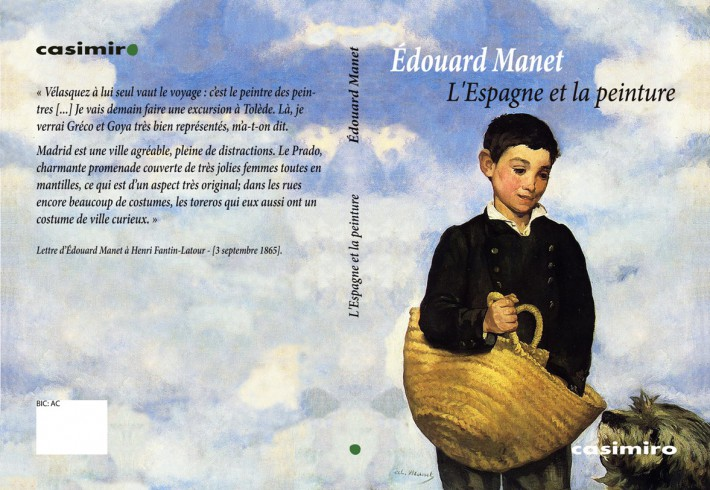 Manet Espagne et la peinture FR.ai